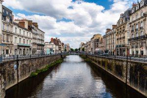 Rennes quartiers entreprise