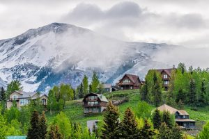 résidence standing montagne